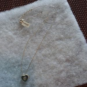 NWT Brighton Heart Necklace
